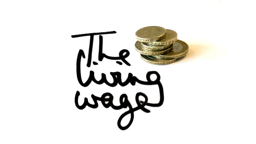 What is the 'National Living Wage'?