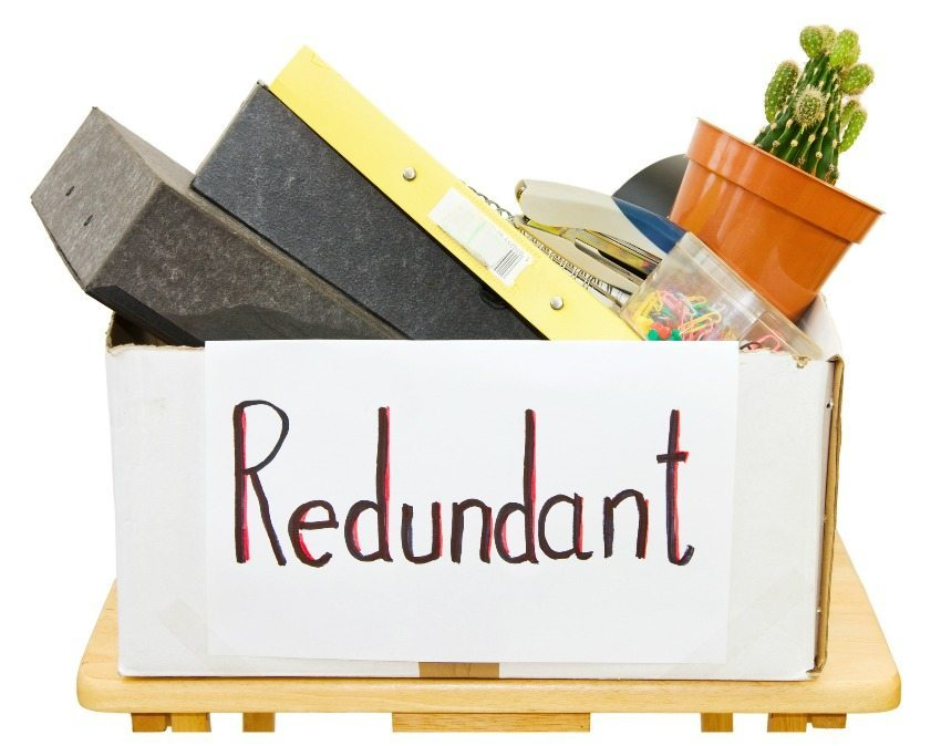 My business is closing.  How do I make my employees redundant?